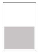 half page landscape ad