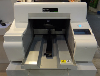 Mutoh enters DTG market with new ValueJet printers