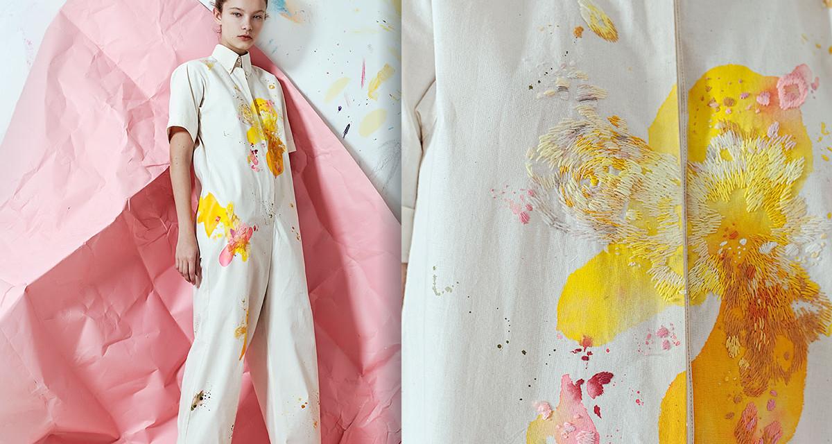 GO (Olya Glagoleva): Artist at Home collection