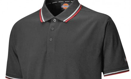 Dickies introduces new polos, shorts and softshell
