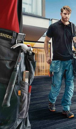 The new and modern AllRound WorkTrousers