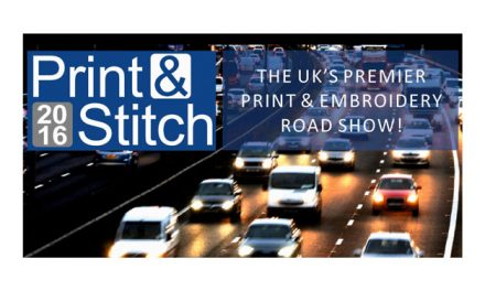 Print & Stitch 2016 kicks off in Solihull