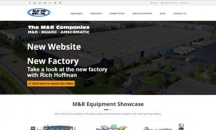 M&R reveals new website