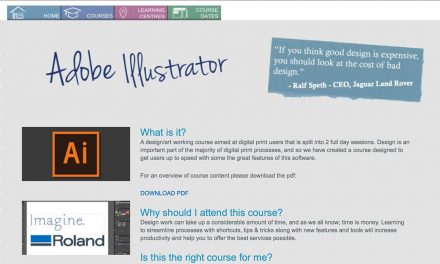 Perfect your Adobe Illustrator skills with Roland