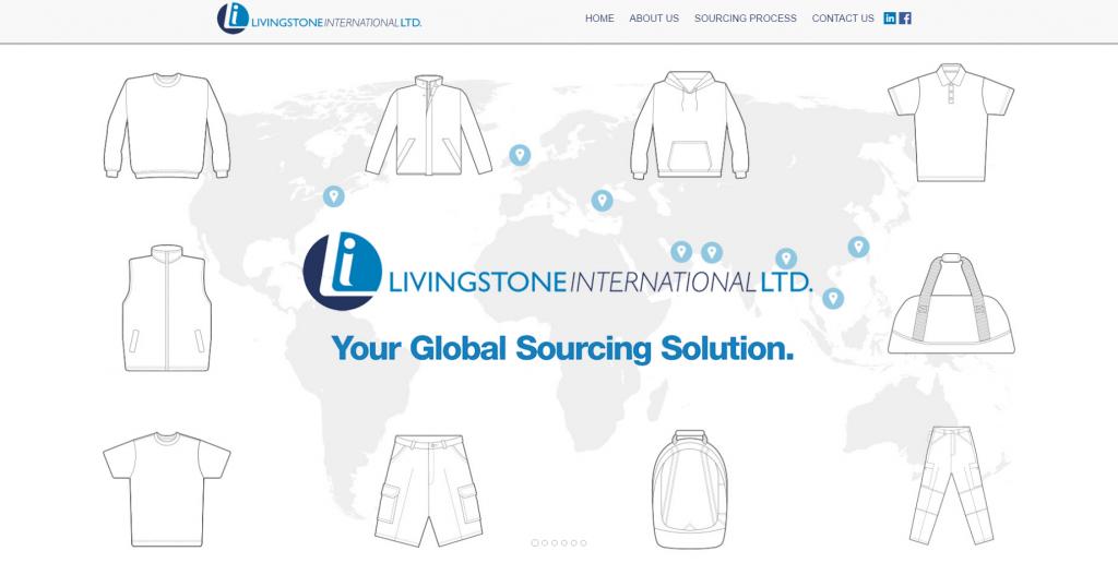 livingstone-website