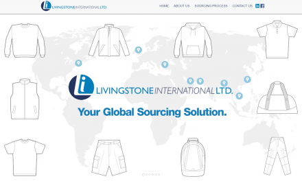 Livingstone launches refreshed website