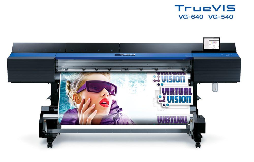 £3,000 trade-in when buying Roland DG TrueVis VG machine