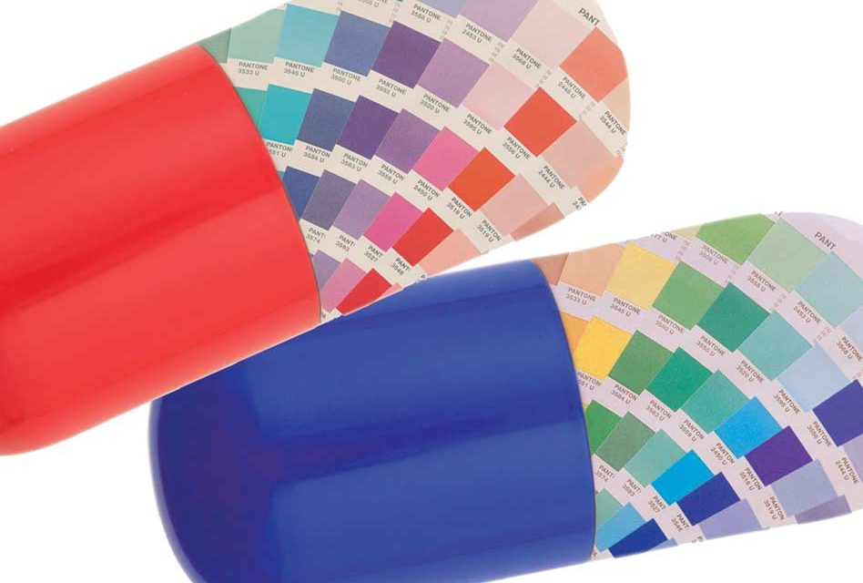 T-shirt colour matching – the pill for the Pantone migraine