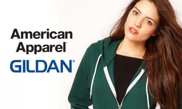 Gildan buys American Apparel brand