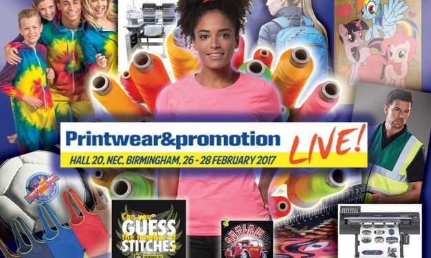Printwear & Promotion Live! 2017 preview