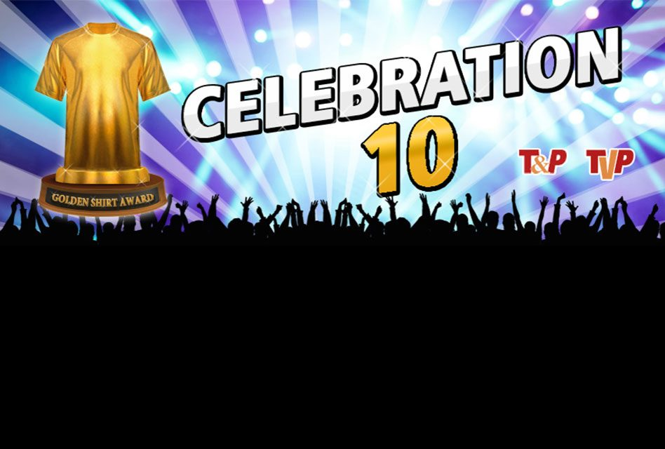 Golden Shirt Award 2018 now open for entries