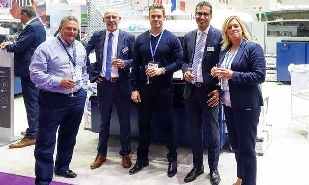 Amaya Sales UK appointed as distributor of Kornit DTG printers