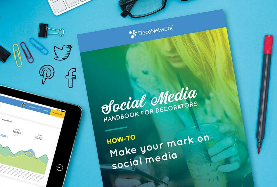 DecoNetwork publishes free guide to social media for decorators