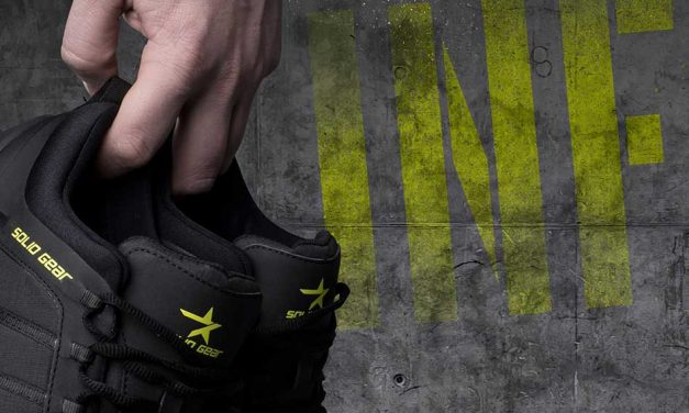 Snickers launches new workwear catalogue and safety shoe