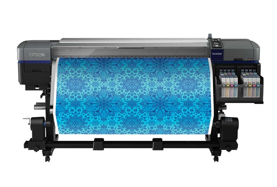 Epson launches new flagship SureColor SC-F9300 dye-sub printer