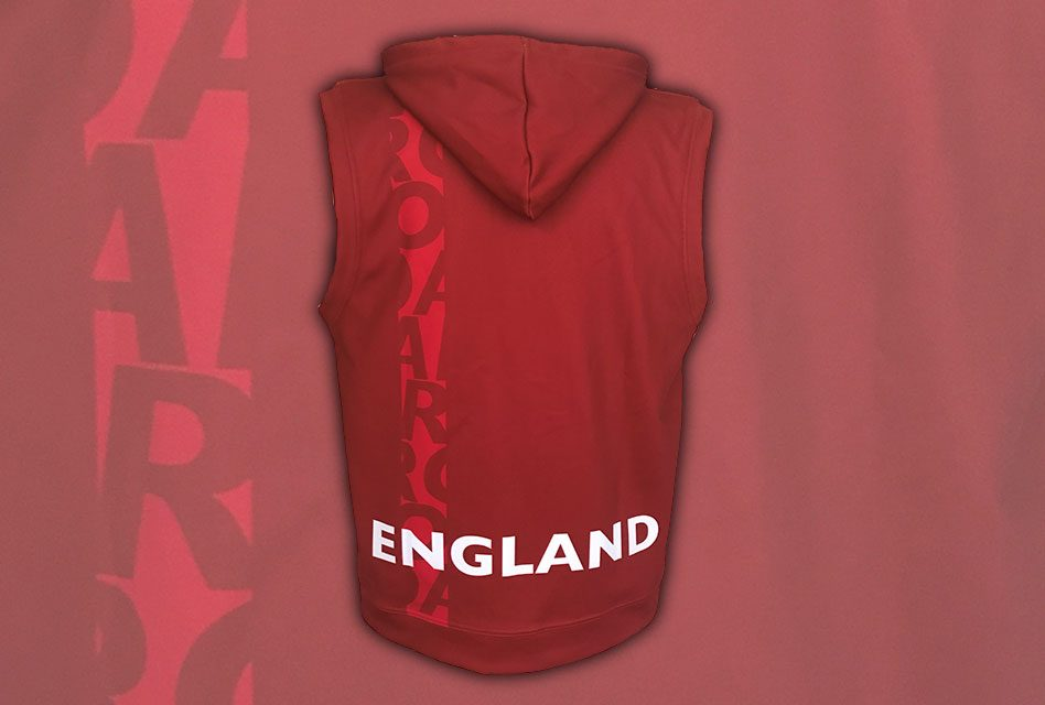 GForce creates kit for England roller derby team
