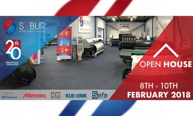 Sabur to host open house in February