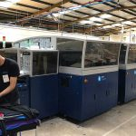 T Shirt and Sons – the first in Europe to buy a Kornit Vulcan