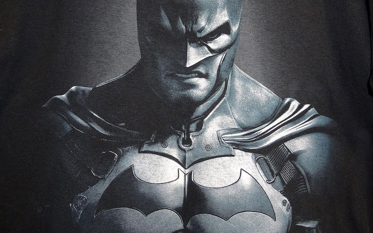 Batman printed at 150lpi