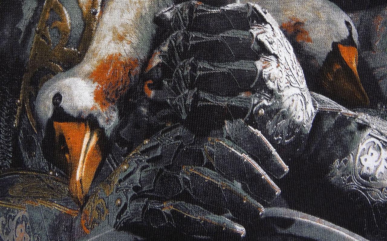 Copenhall close-up