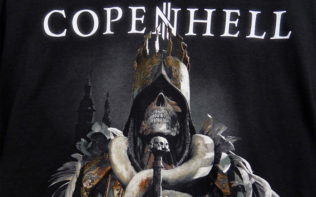 Pure metal T-shirt heaven