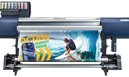 Roland DG named number one seller of wide format printers for the durable graphics market