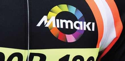 New light black subli ink from Mimaki