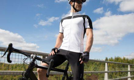 Spiro adds white sublimation tops to Bikewear range