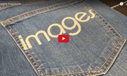 CCT laser engraving of So Denim men's jeans