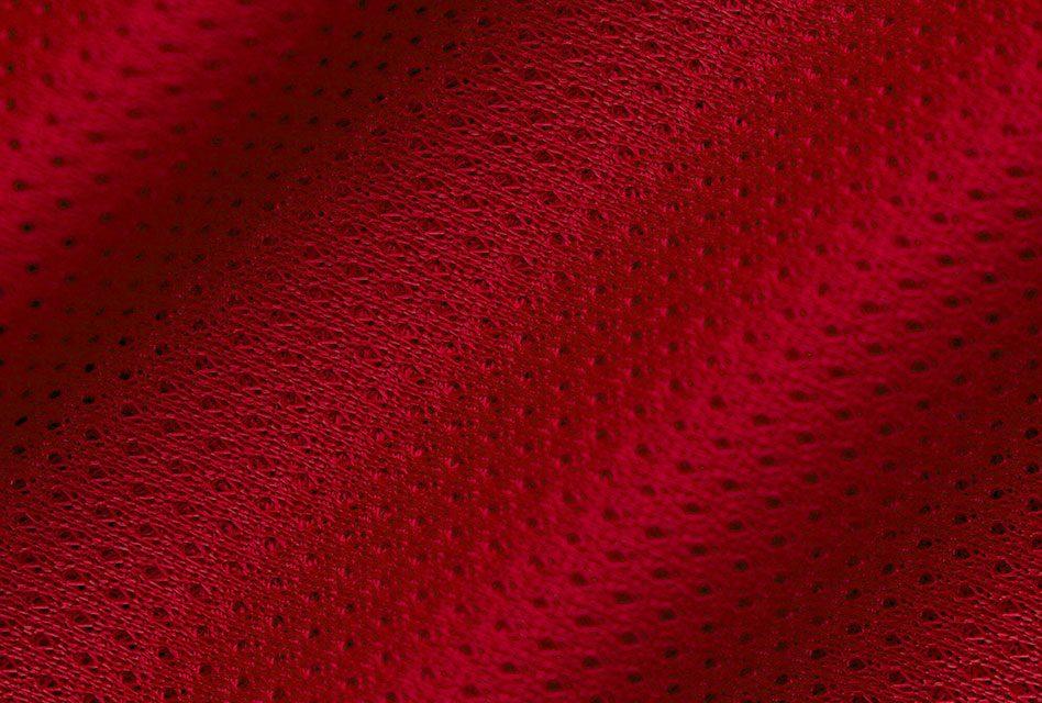Heat control for performance fabrics