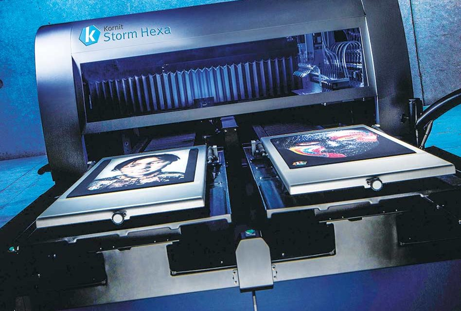 Troubleshooting direct-to-garment printing 1 | Images magazine