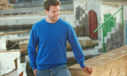 Talking sweatshirts with Catherine Bagley