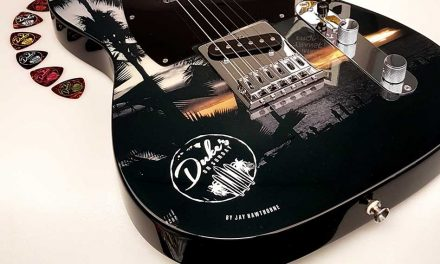TheMagicTouch guitar 'picked' as EuroTrophex award winner