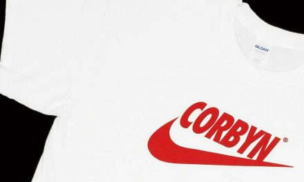 Bootleg Corbyn T-shirt designed by Bristol Street Wear