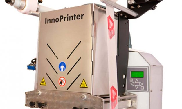 InnoPrinter semi-automatic transfer press