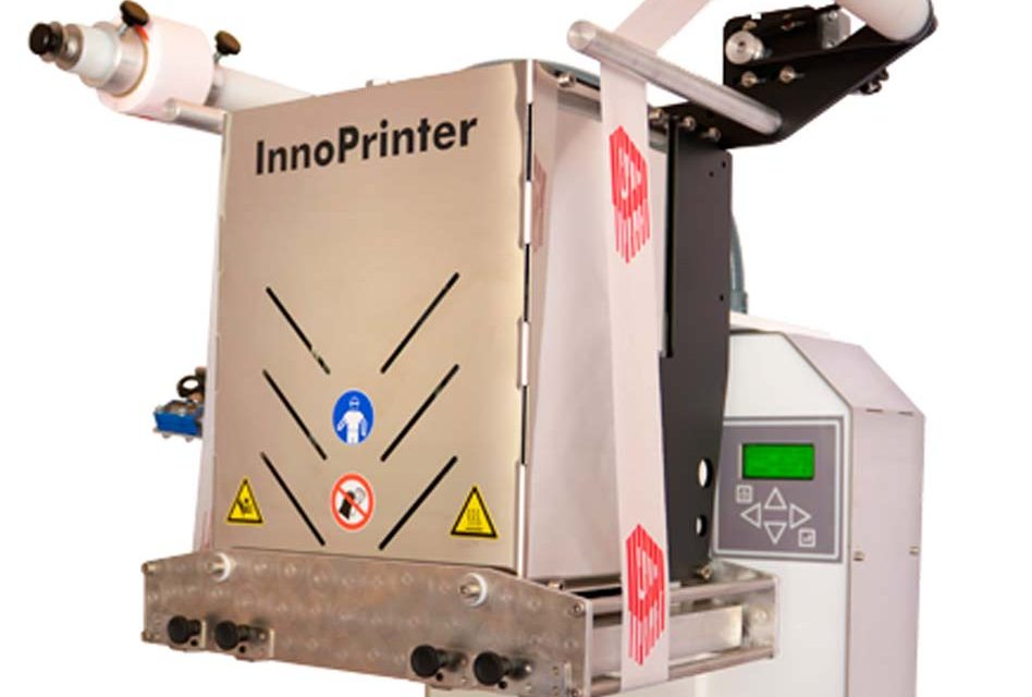 InnoPrinter semi-automatic transfer press