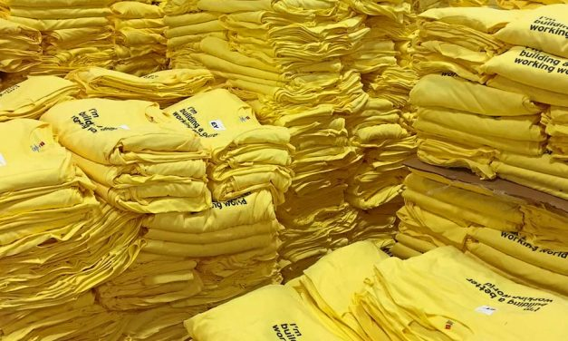 The secrets of printing monster T-shirt orders