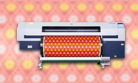 New Fabrijet DGI FT-1604 printer now on display at Sabur
