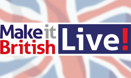 Meet the Manufacturer becomes Make it British Live!
