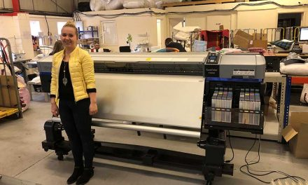 WPAPS first in UK to buy Epson SureColor SC-F9300
