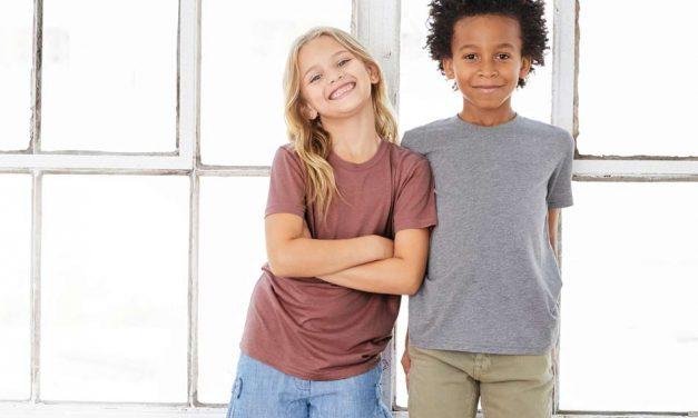A grown-up approach to kidswear