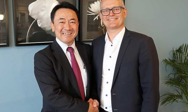 Coloreel enters into partnership with Ricoh