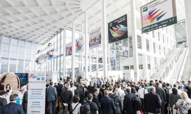 Textiles figure large at Fespa Global Print Expo 2018