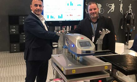 Hotronix Fusion heat press gains advanced wireless capabilities