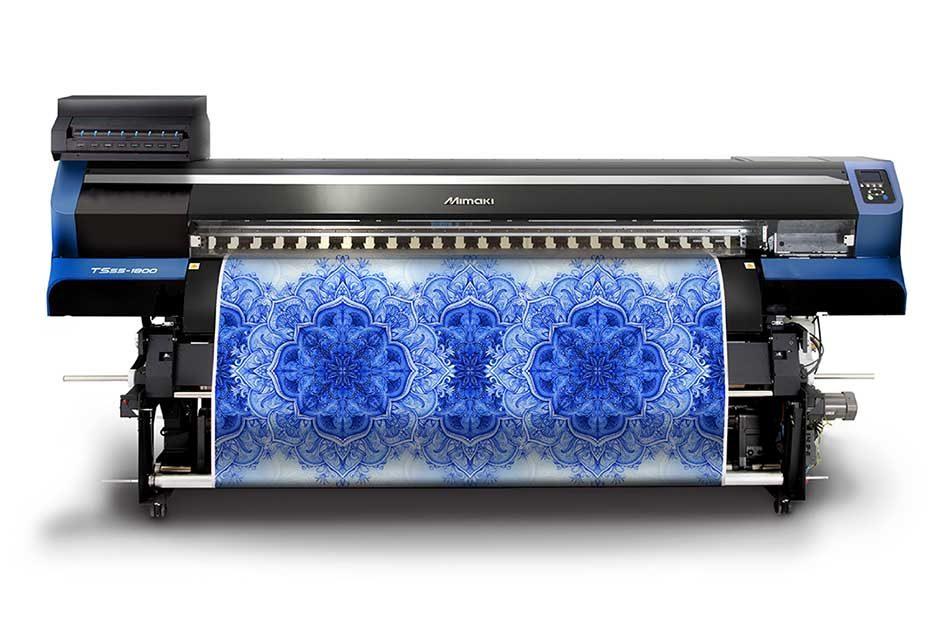Hybrid announces new Mimaki TS55-1800 textile printer