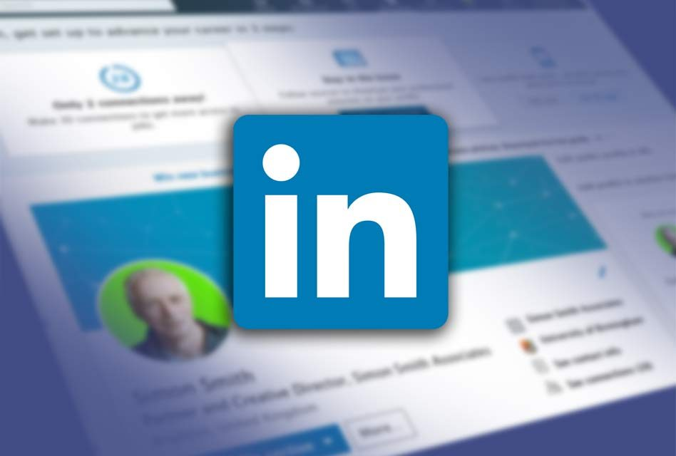 Why garment decorators should be linked in to LinkedIn