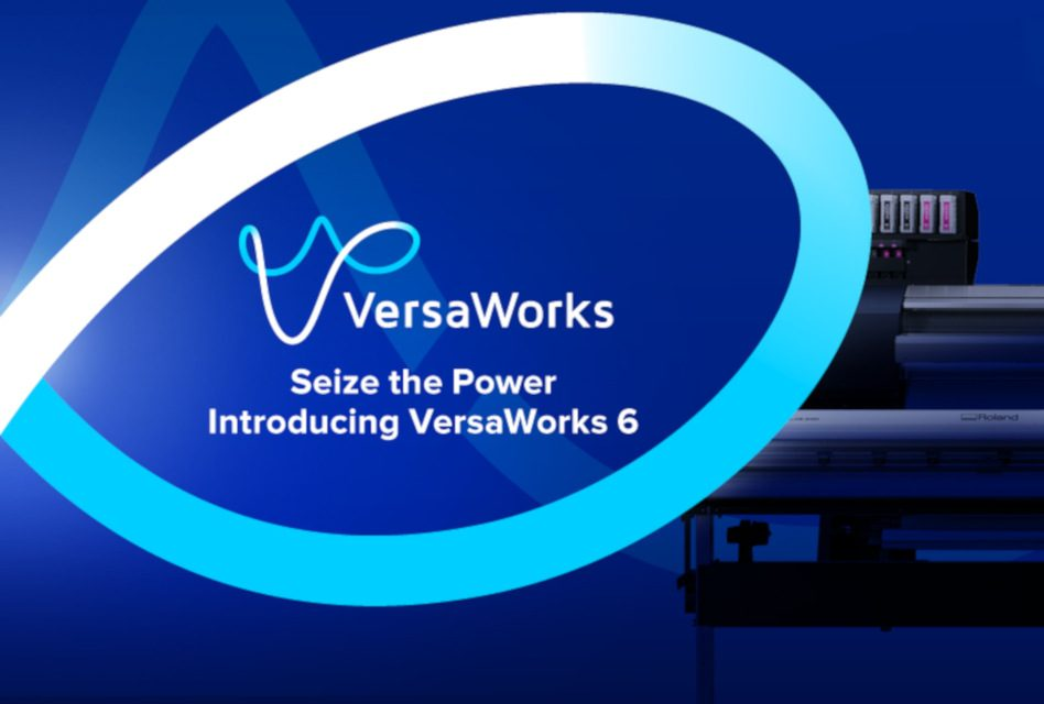 Roland DG releases new VersaWorks 6 RIP software