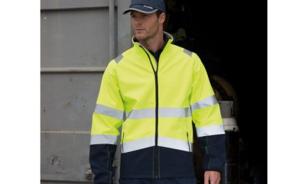 Result adds Printable Safety Soft Shell to its Work-Guard line