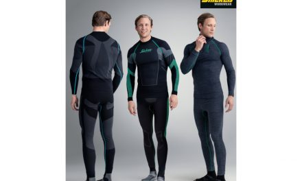 Snickers launches climate control base layers