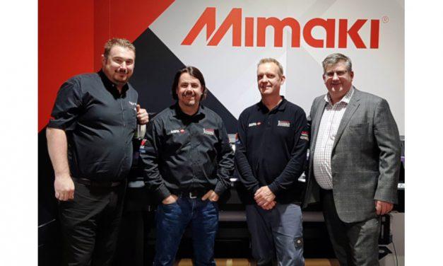 Josero joins Hybrid's network of Mimaki Sign & Graphics Authorised Partners